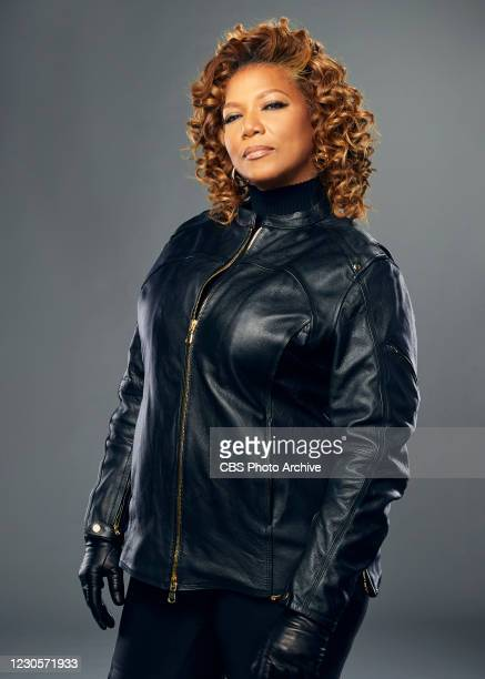 Queen Latifah as Robyn McCall on the CBS series THE EQUALIZER, scheduled to air on the CBS Television Network.