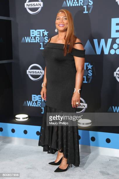 Queen Latifah at the 2017 BET Awards at Microsoft Square on June 25 2017 in Los Angeles California