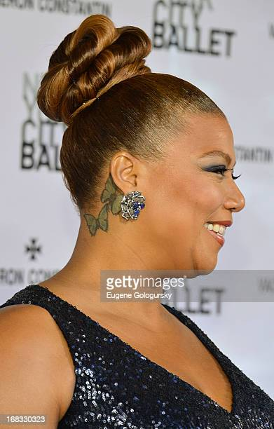 Queen Latifah attends the 2013 New York City Ballet Spring Gala at David H Koch Theater Lincoln Center on May 8 2013 in New York City