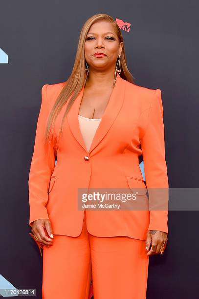 Queen Latifah attends the 2019 MTV Video Music Awards at Prudential Center on August 26, 2019 in Newark, New Jersey.