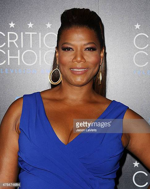 Queen Latifah attends the 5th annual Critics' Choice Television Awards at The Beverly Hilton Hotel on May 31 2015 in Beverly Hills California