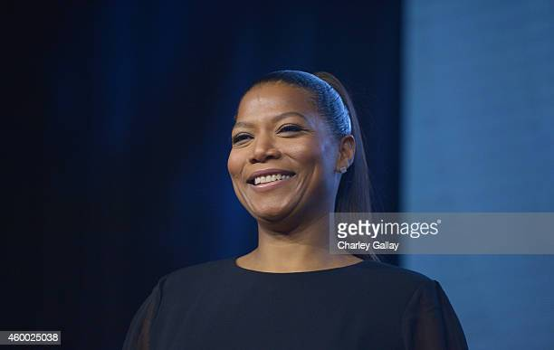 Queen Latifah attends the 6th Annual Night of Generosity Gala presented by generosityorg at the Beverly Wilshire Four Seasons Hotel on December 5...