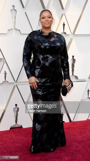 Queen Latifah attends the 91st Annual Academy Awards at Hollywood and Highland on February 24 2019 in Hollywood California