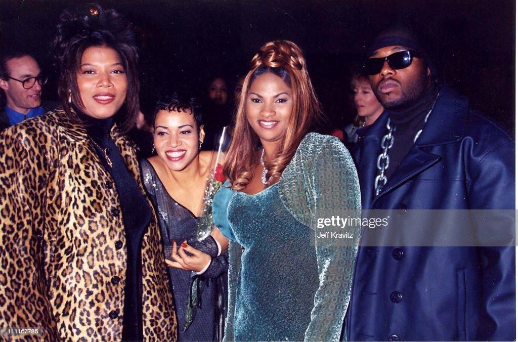 Queen Latifah, Cheryl 'Salt' James, Sandra 'Pepa' Denton ...