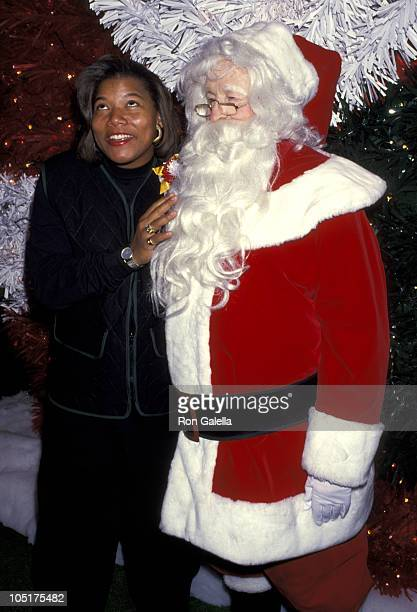 Queen Latifah during 62nd Annual Hollywood Christmas Parade at Hollywood, CA in Hollywood, CA, United States.
