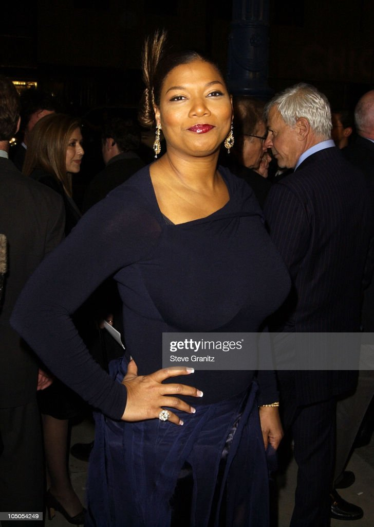 Queen Latifah during 'Chicago' Premiere in Los Angeles at The Academy in Beverly Hills, California, United States.