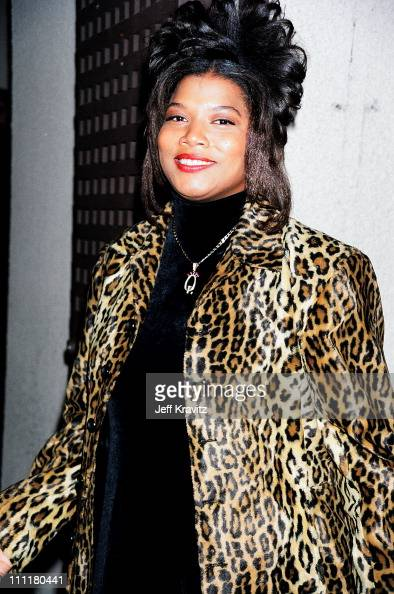 Queen Latifah during Fox Billboard Awards 1994-Backstage ...