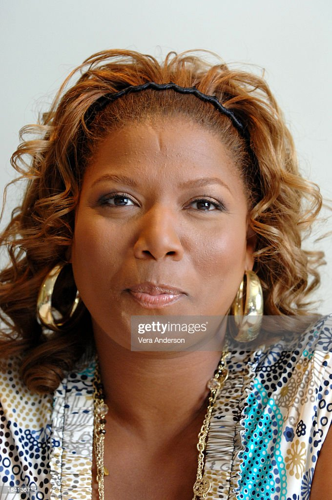 Queen Latifah During Hairspray Press Conference With John Travolta News Photo Getty Images
