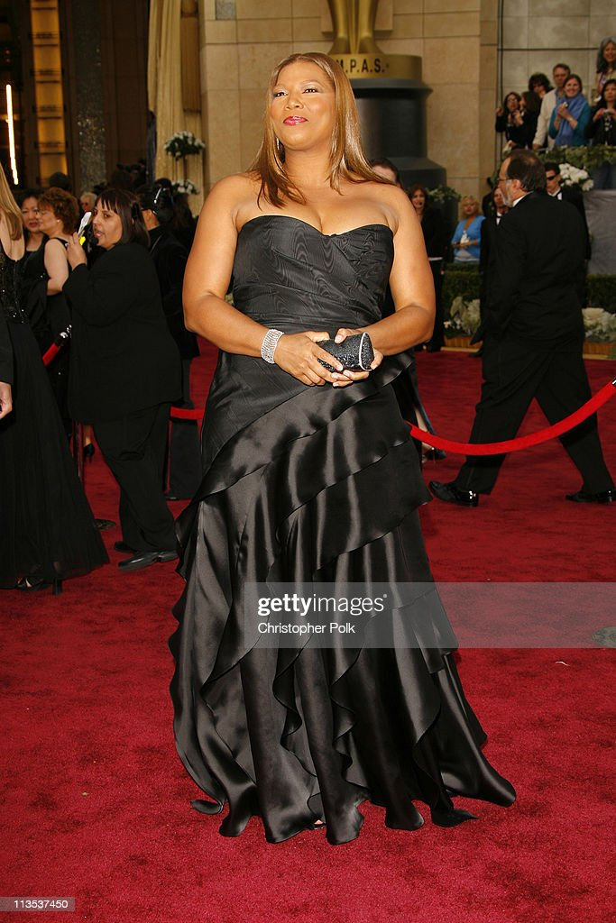Queen Latifah during The 78th Annual Academy Awards – Arrivals at Kodak Theatre in Hollywood, California, United States.