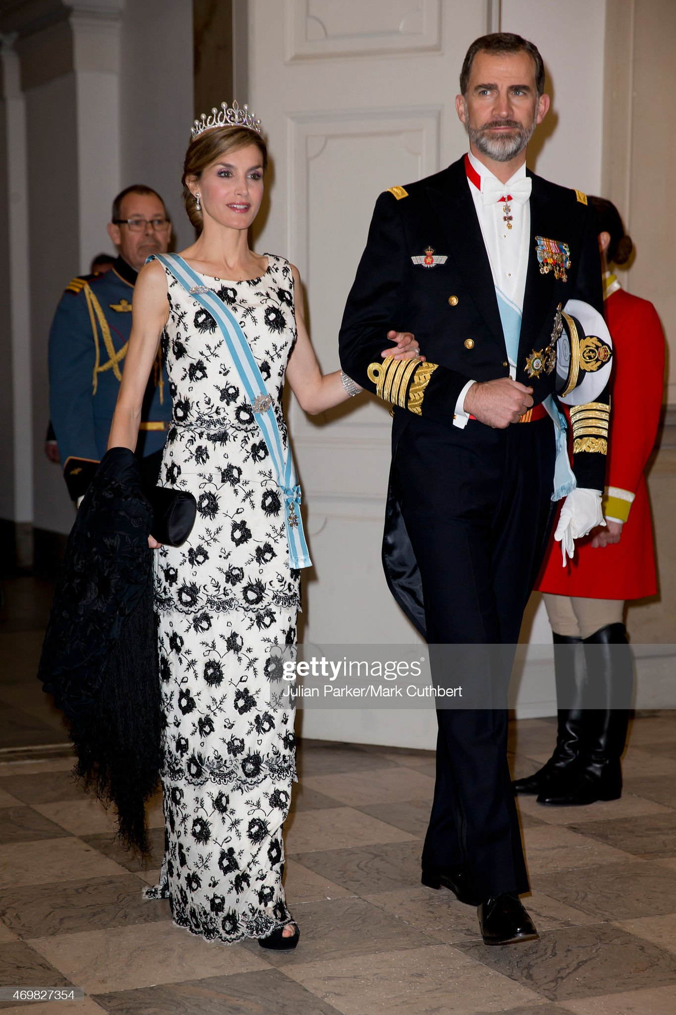 Festivities For The 75th Birthday Of Queen Margrethe II Of Denmark : News Photo