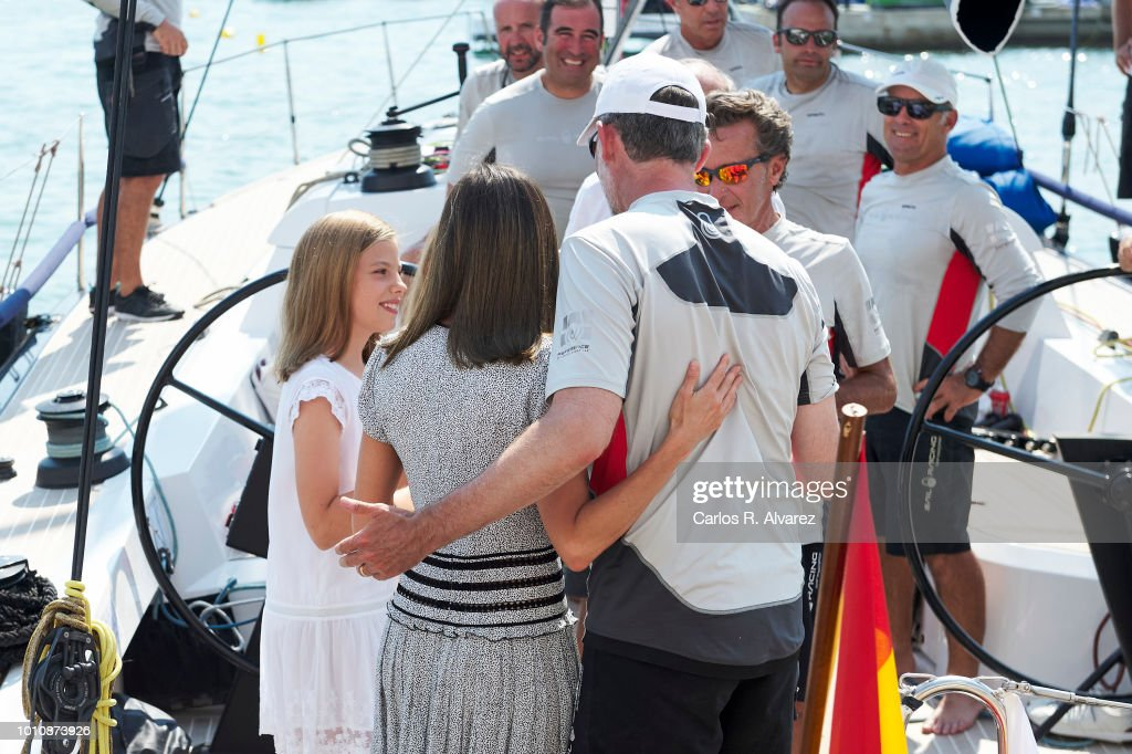 Day 6 - 37th Copa Del Rey Mapfre Sailing Cup : News Photo