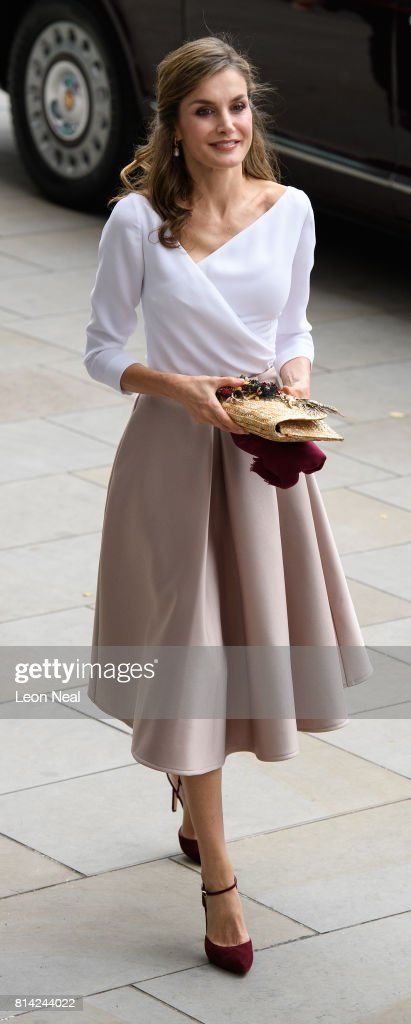 State Visit Of The King And Queen Of Spain - Day 3 : News Photo