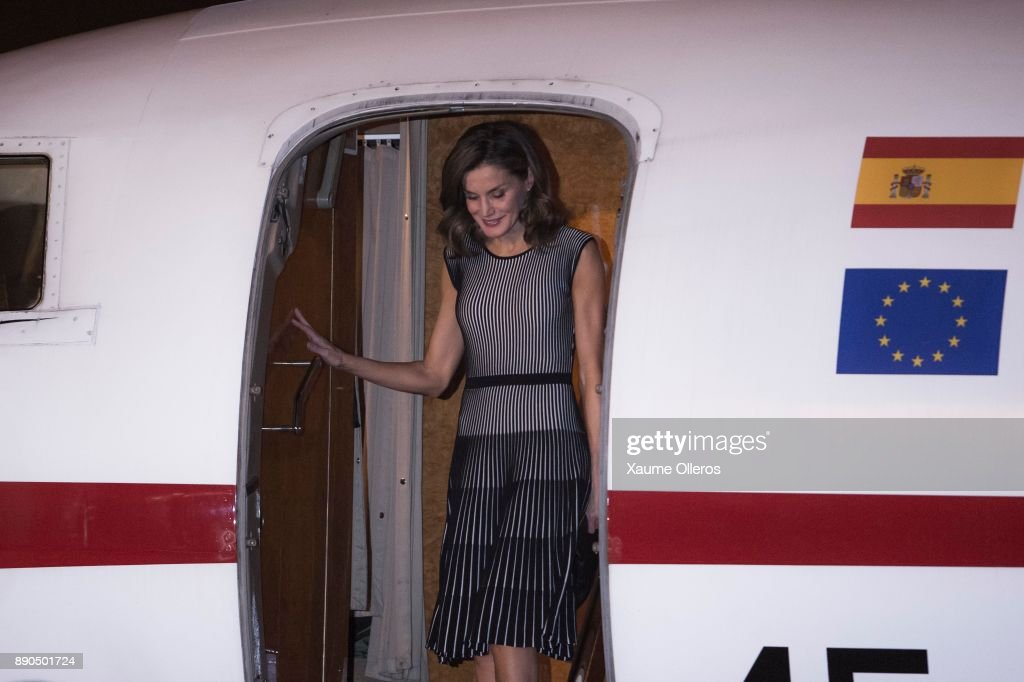 Day 1 - Queen Letizia of Spain Visits Senegal