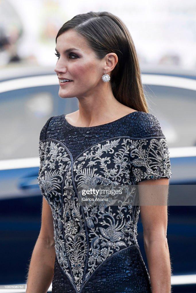 'Princesa De Asturias' Awards 2018 - Day 2 : ニュース写真