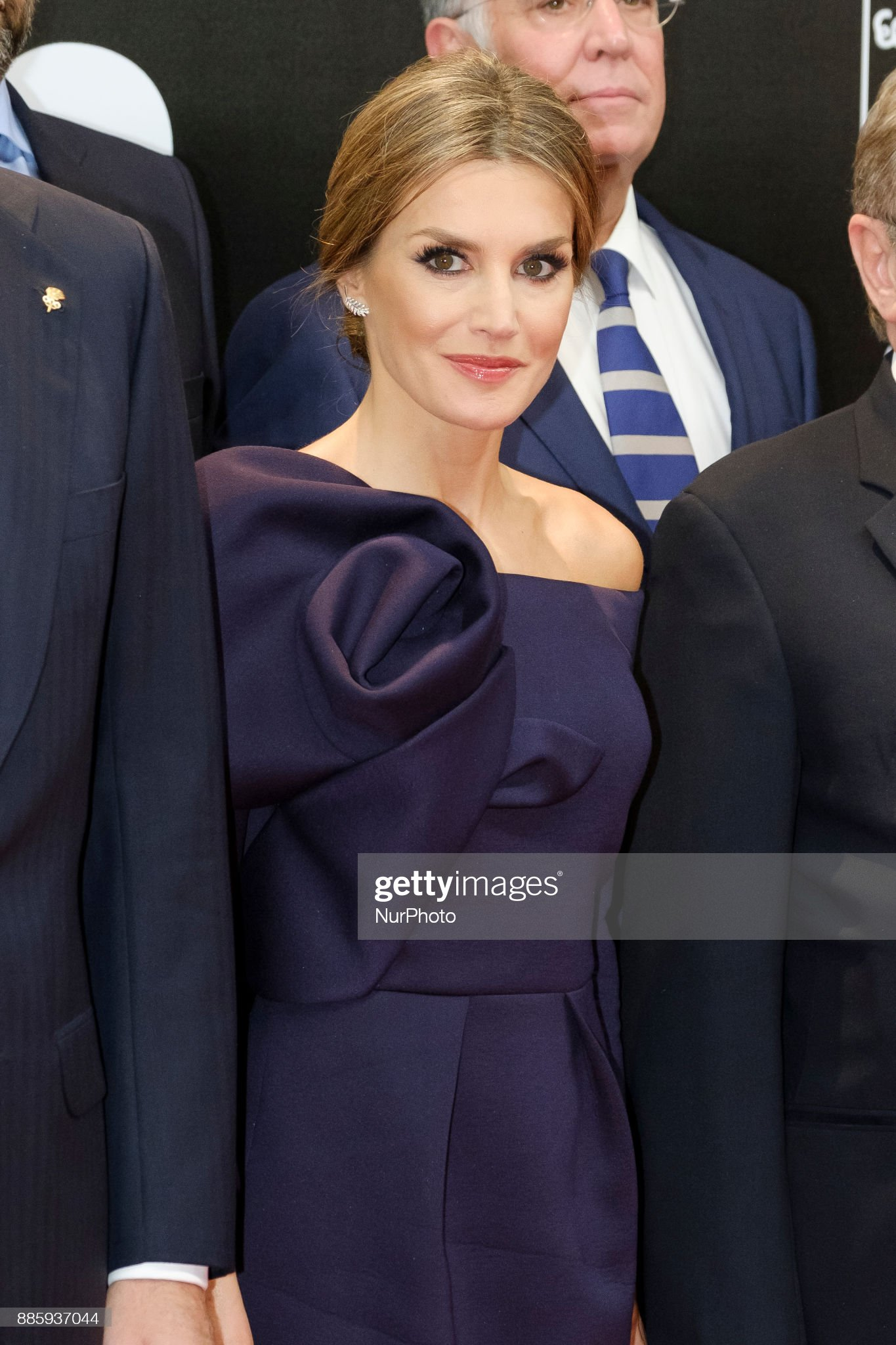 Spanish Royals Attend 'As Del Deporte' Awards and 'As' Newspaper 50th Anniversary Party : News Photo