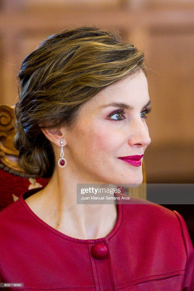 Spanish Royals Inaugurate Botin Center and Join 'Coworking santander' Programme : News Photo