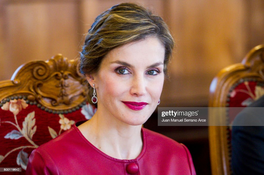 Spanish Royals Inaugurate Botin Center and Join 'Coworking santander' Programme : News Photo