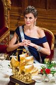 london england queen letizia spain attends