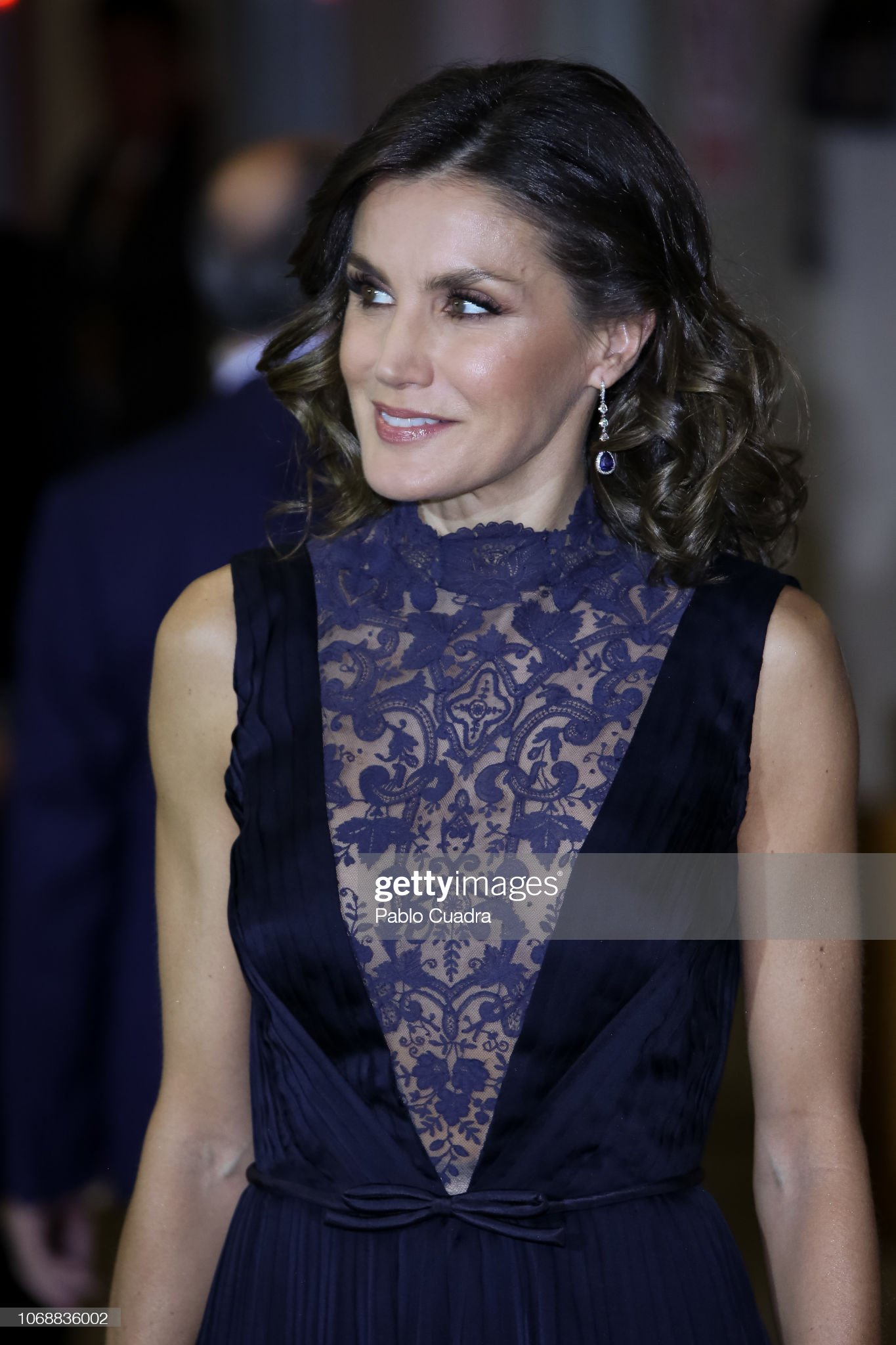 Spanish Royals Attend A Concert To Commemorate The 40th Anniversary of the Spanish Constitution : News Photo