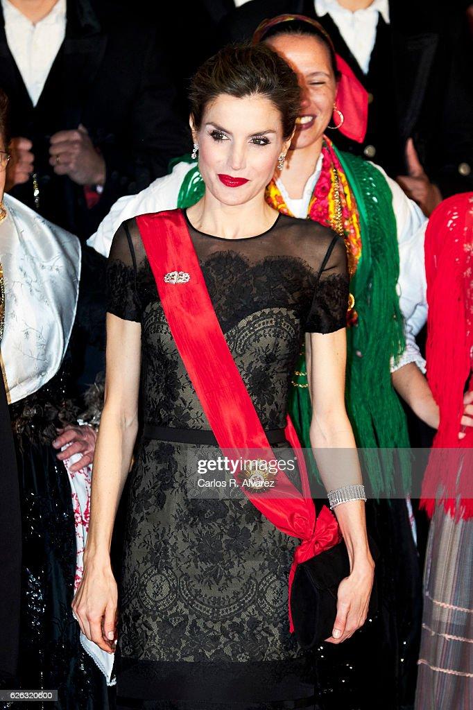 Spanish Royals Visit Portugal - Day 1 : News Photo