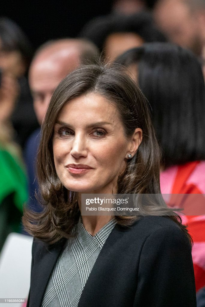 Queen Letizia OF Spain Attends COP25 : News Photo