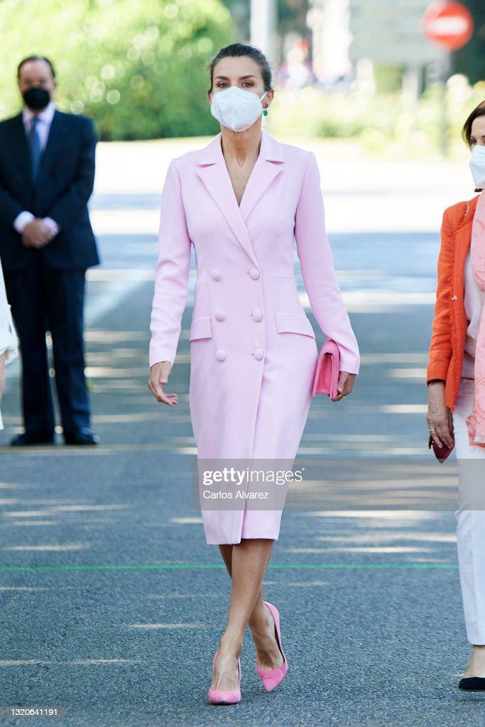 Spanish Royals Attend Armed Forces Day : Nachrichtenfoto