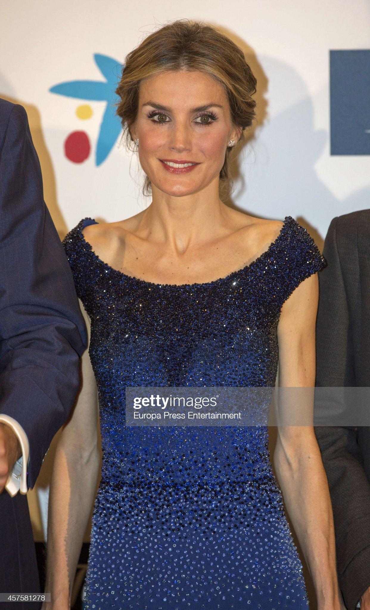 Spanish Royals Attend International Journalism Award : News Photo