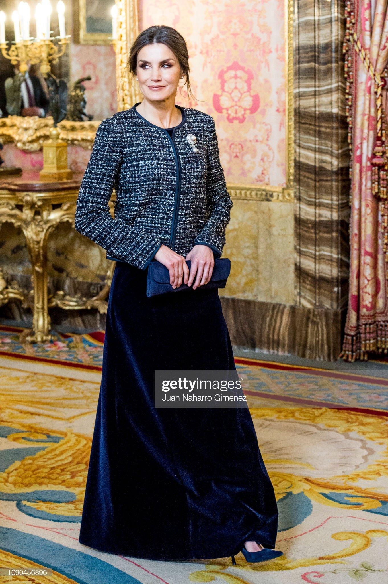 Spanish Royals Celebrate New Year's Military Parade 2019 : News Photo
