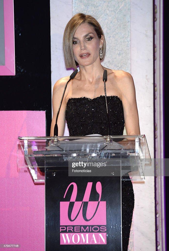 'Woman Awards' 2015 : Foto jornalística