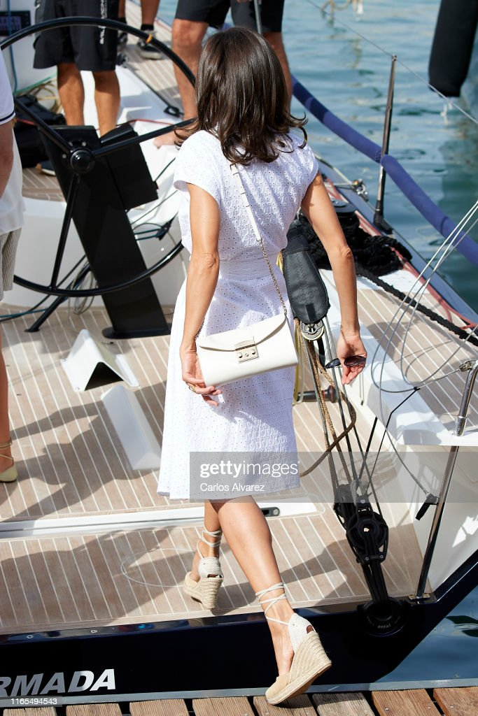 Day 4 - 38th Copa del Rey Mapfre Sailing Cup : News Photo