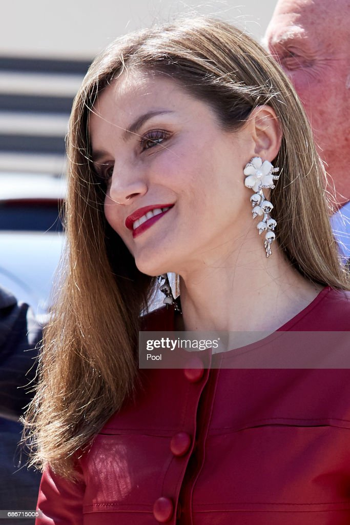 Spanish Royals Attend 40th Anniversary Of Reina Sofia Alzheimer Foundation : News Photo