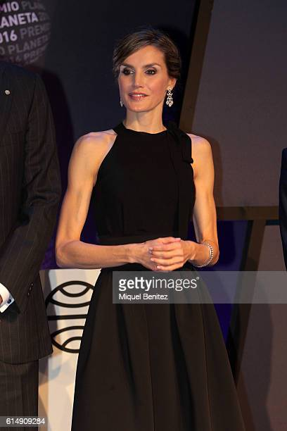 Queen Letizia of Spain attends the '65th Premio Planeta' Literature Award the most valuable literature award in Spain with 601000 euros for the...
