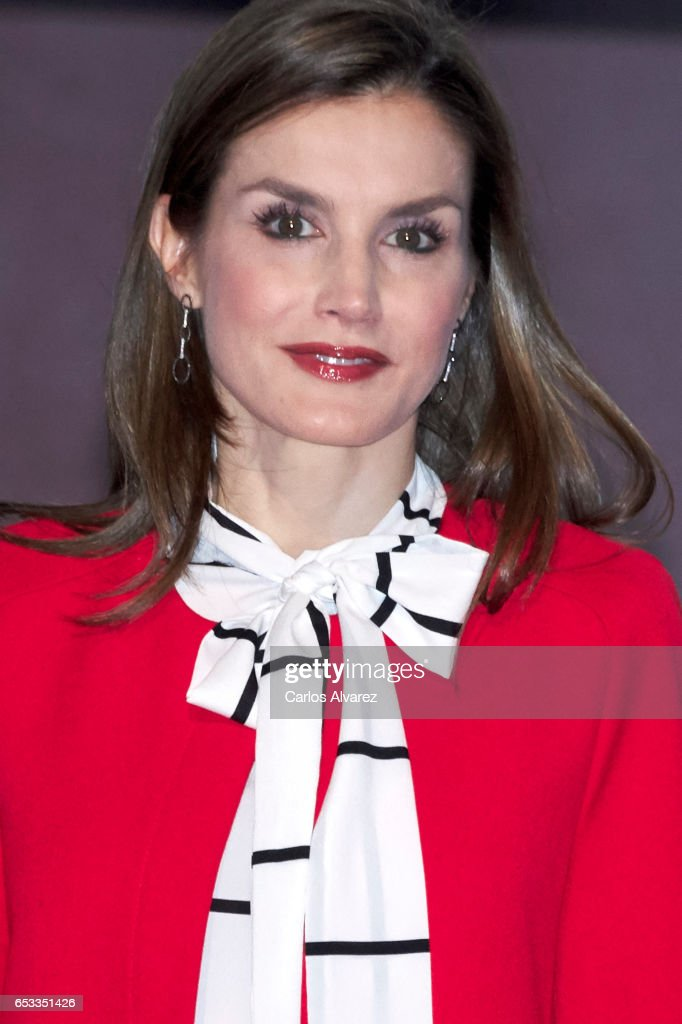 Spanish Royals Deliver Acreditations To The New Spain Brand Honorary Ambassadors : News Photo