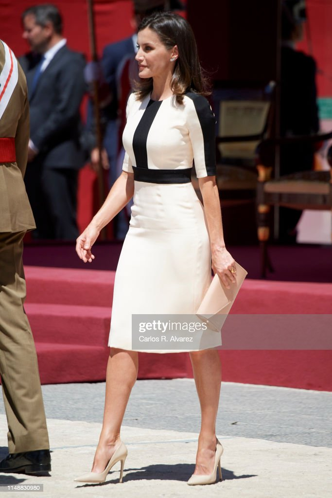 Spanish Royals Attend the 175th Anniversary of The Civil Guards Foundation : News Photo