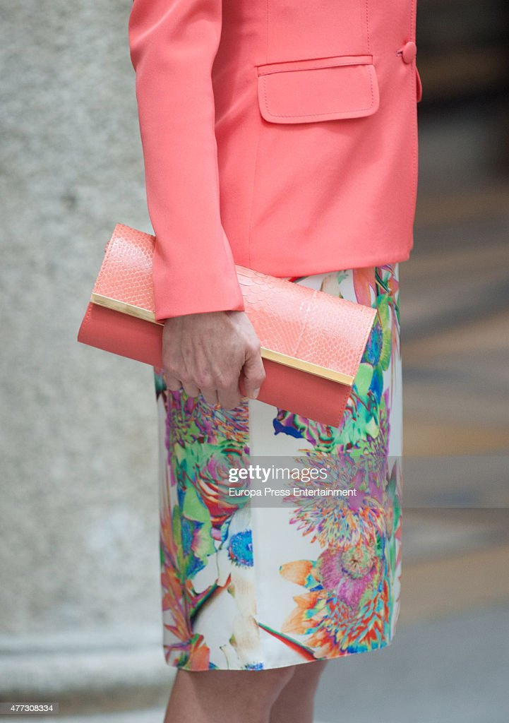 Spanish Royals Attend the Bicentenary of the Council of the Greatness of Spain : News Photo