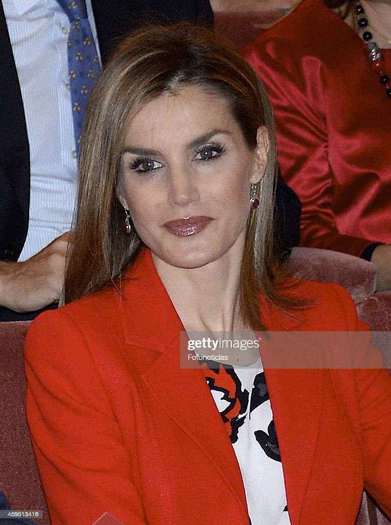 Spanish Royals attends the CSIC 75th Anniversary : ニュース写真
