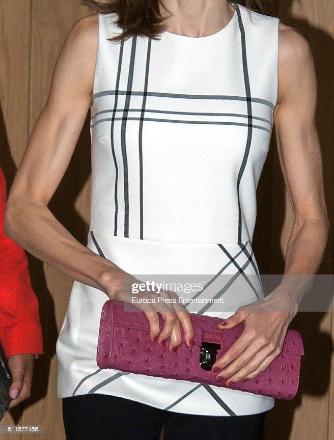 Queen Letizia of Spain Attends 'Accion Magistral Awards' 2016 : News Photo