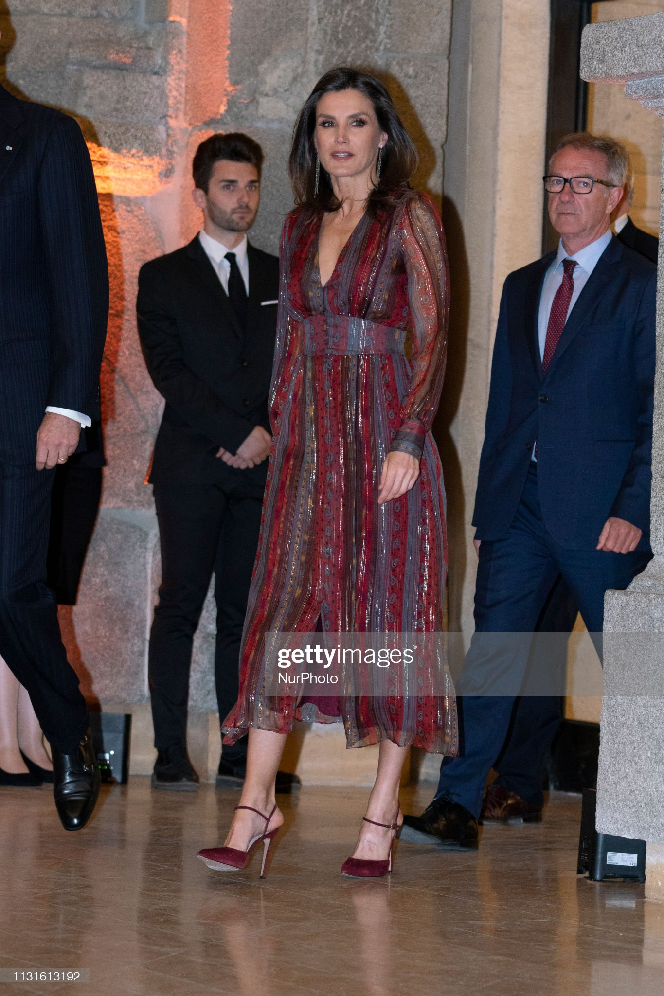 Spanish Royals Attends The National Culture Awards 2017 : News Photo