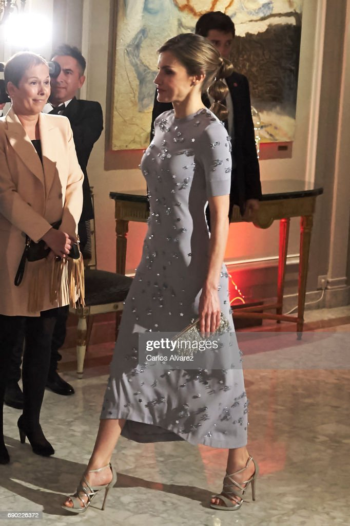 Spanish Royals Attend 60th Anniversary Of Europa Press Agency : ニュース写真