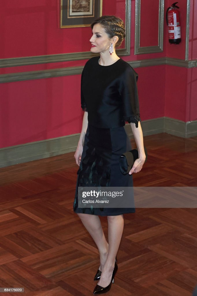 Spanish Royals Attend Expansion Newspaper 30th Anniversary : News Photo