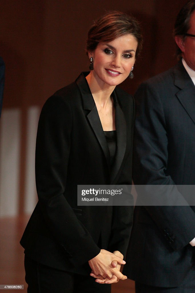 Spanish Royals Attend 'Princesa de Girona Awards' 2015 : News Photo