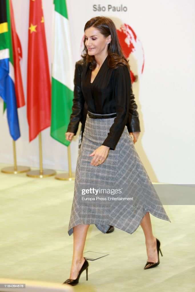 Queen Letizia Of Spain Attends 'International Friendship Award' 2019 : News Photo
