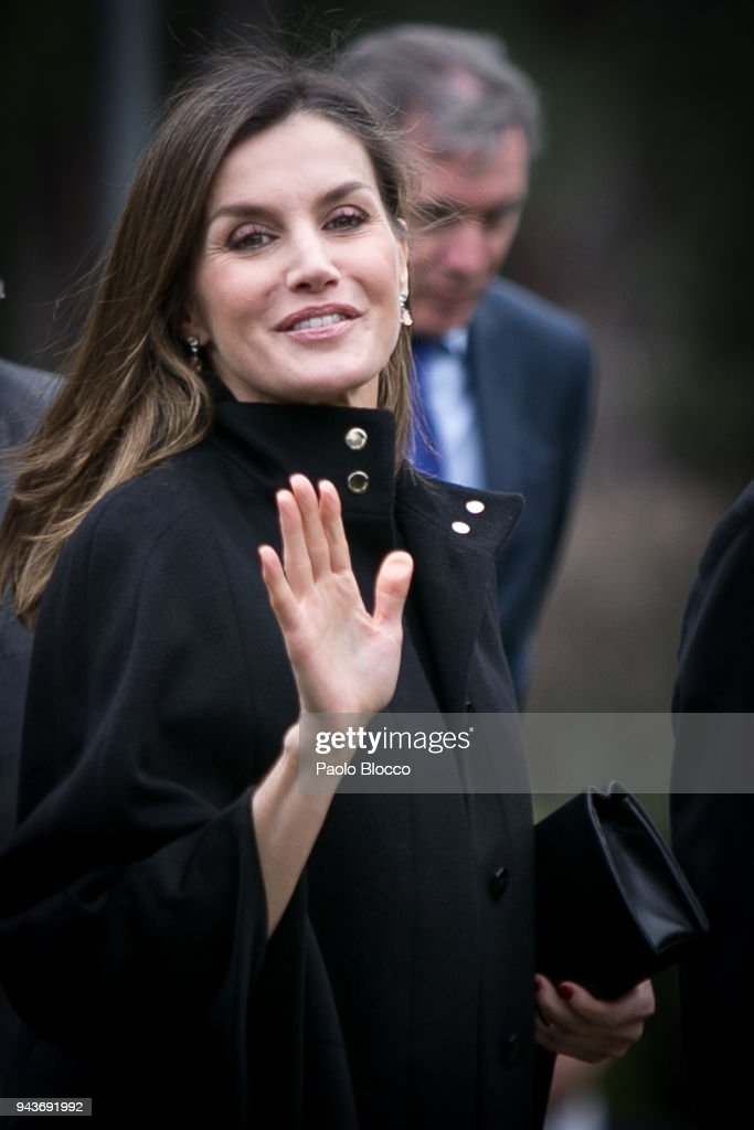 Queen Letizia Of Spain Delivers 'International Friendship Award' 2018