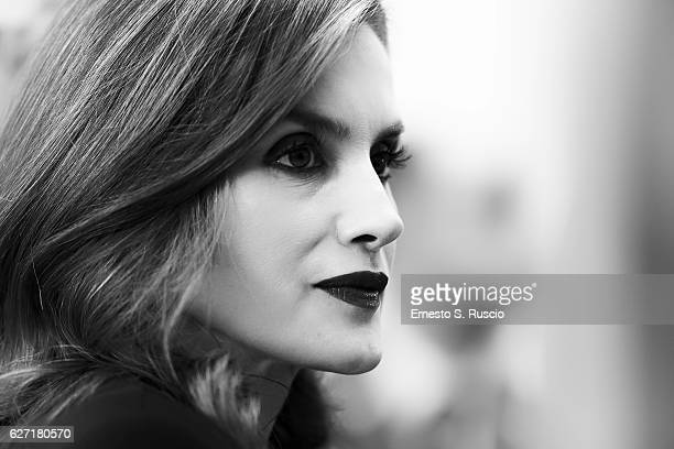 Queen Letizia of Spain attends the International Symposium Sustainable Food Systems In Favor Of Healthy Diets And The Improvements Of Nutrition at...