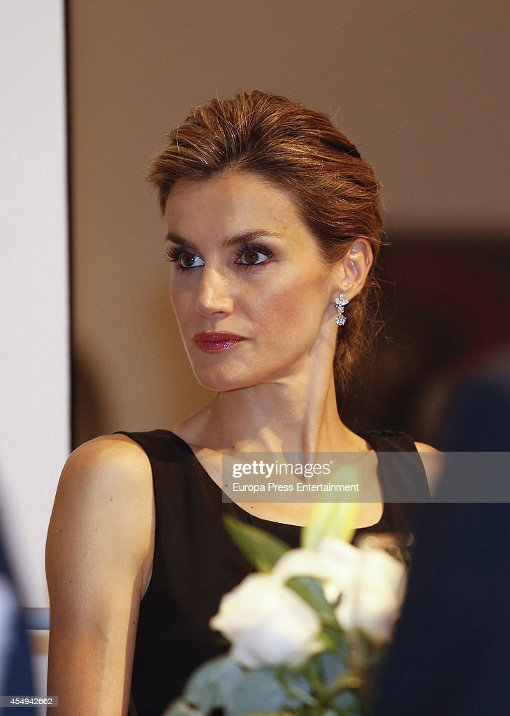Spanish Royals Visit Malaga : News Photo