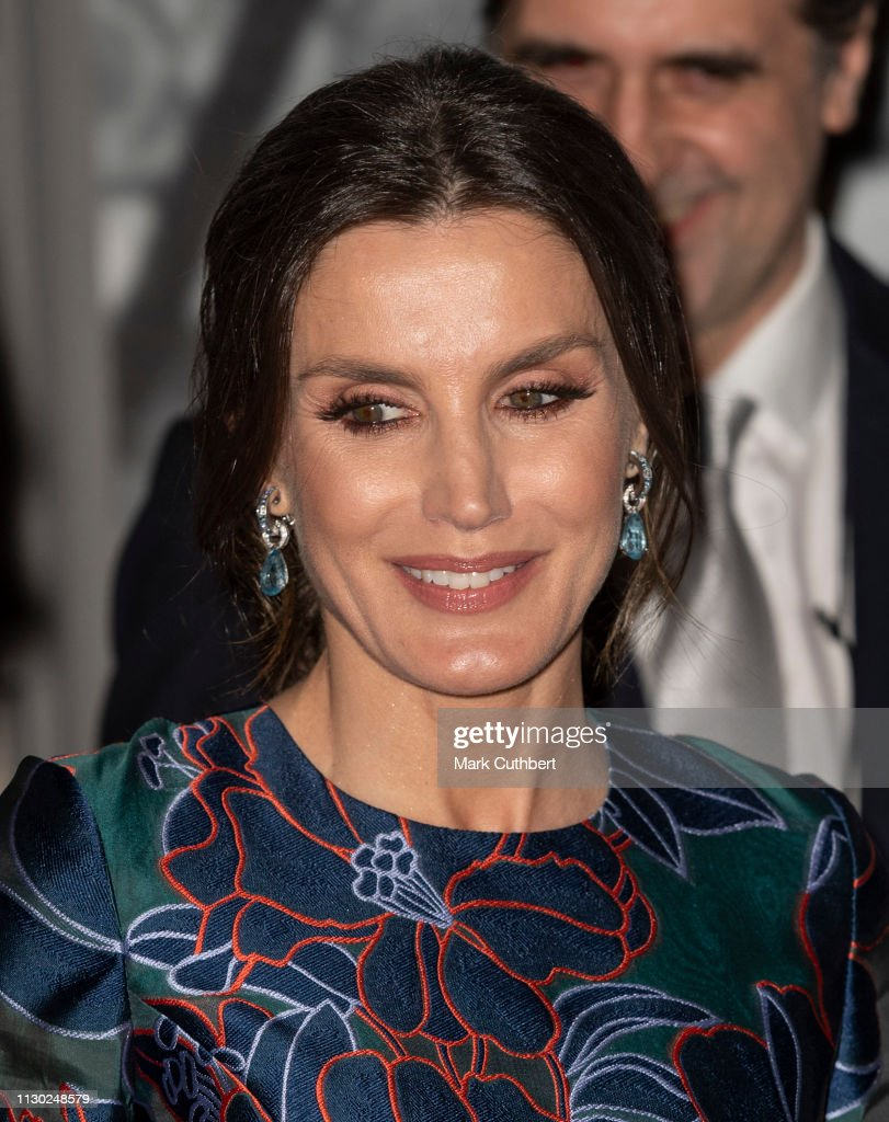 """Royals Attend The Opening Of """"Sorolla: Spanish Master of Light"""" At The National Gallery : ニュース写真"""
