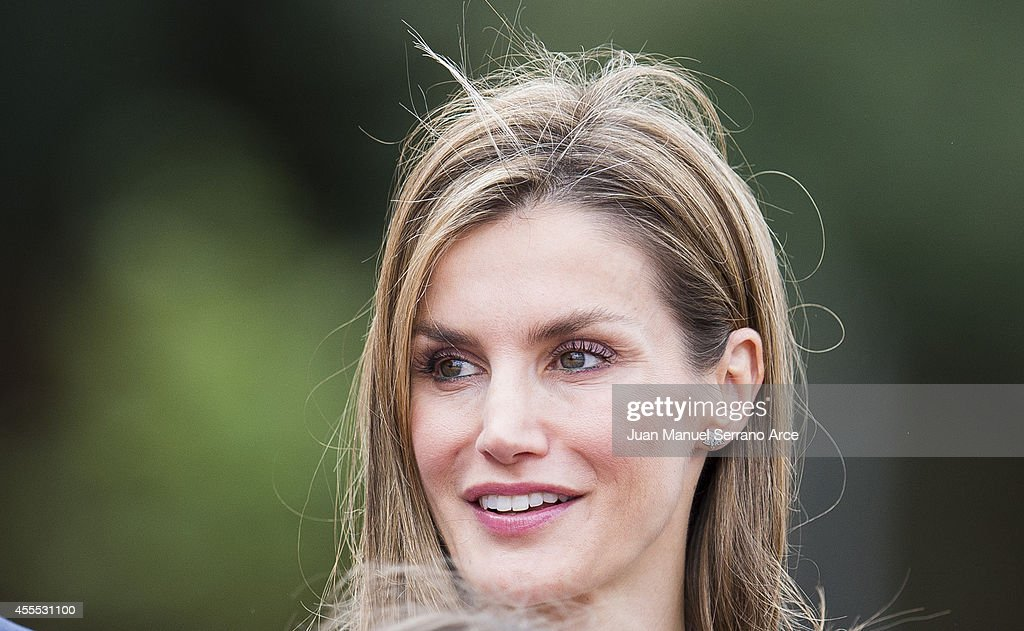 Spanish Royals Attend the Opening of the School Courses : News Photo