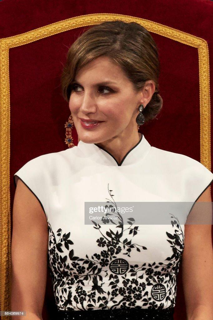 'Princesa De Asturias' Awards 2017 - Day 2 : News Photo