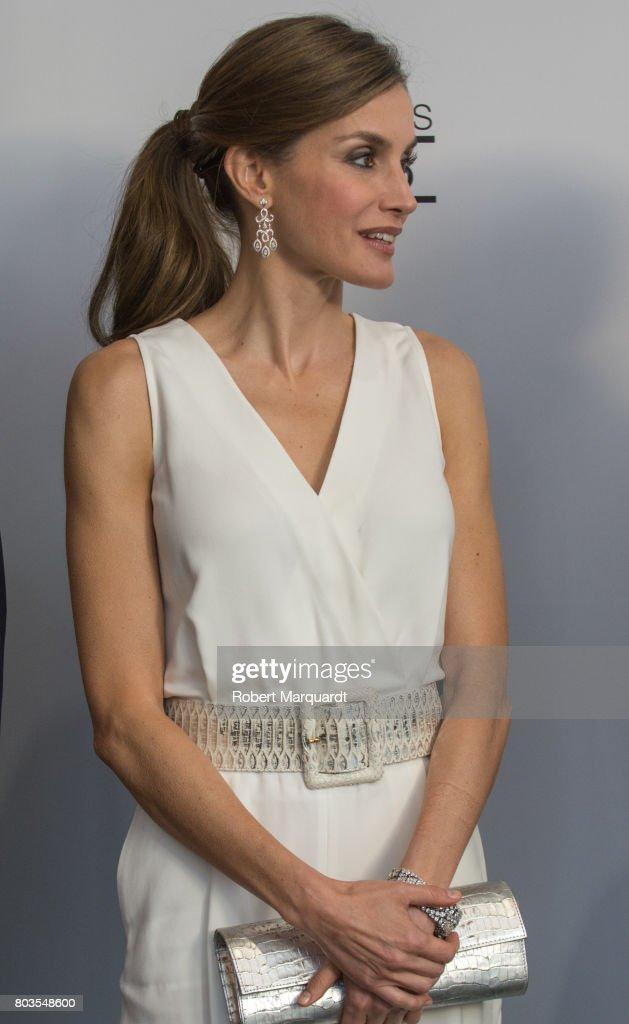 Spanish Royals deliver 'Princesa de Girona' Foundation Awards : News Photo