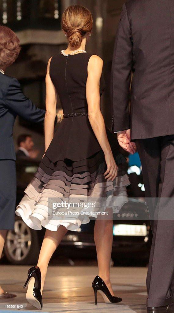 Princesa de Asturias Awards 2015 - Day 2 : News Photo
